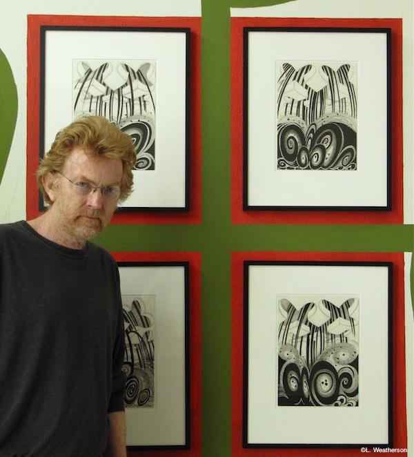 #TBM Artist Interview- WAV Resident Colin Fraser Gray