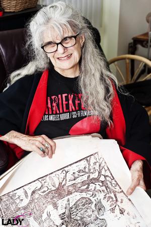 #TBM Artist Interview- WAV Resident Frances Spencer
