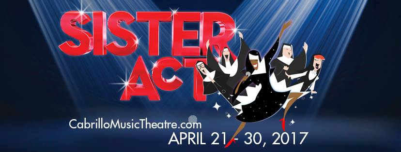 "Cabrillo Music Theatre ""take you to heaven"" with SISTER ACT"