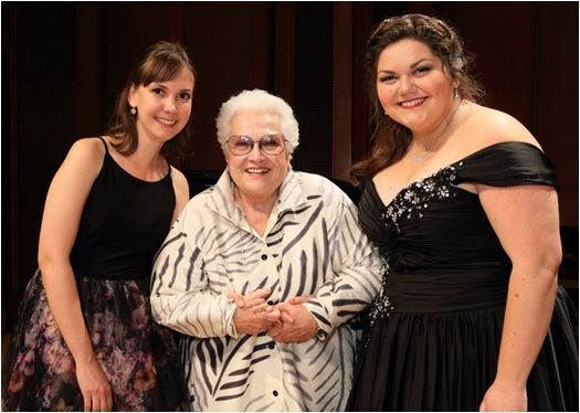 The Music Academy of the West's 2017 Marilyn Horne Song Competition Winners National Recital Tour Begins March 22