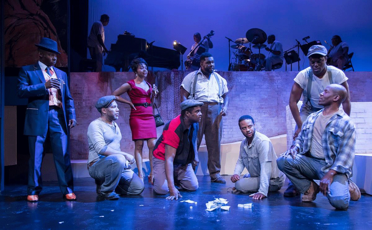 Review:The Gershwin's Porgy and Bess at ETC