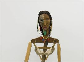 Jimmie Durham at the Hammer Museum Los Angeles