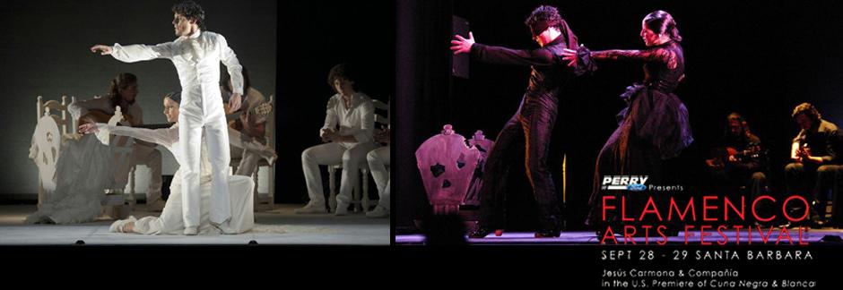 Flamenco Arts Festival presents Cuna Negra & Blanca