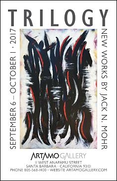 Artist Opening: Jack N. Mohr