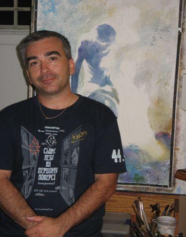 #TBM Artist Gregory Radionov