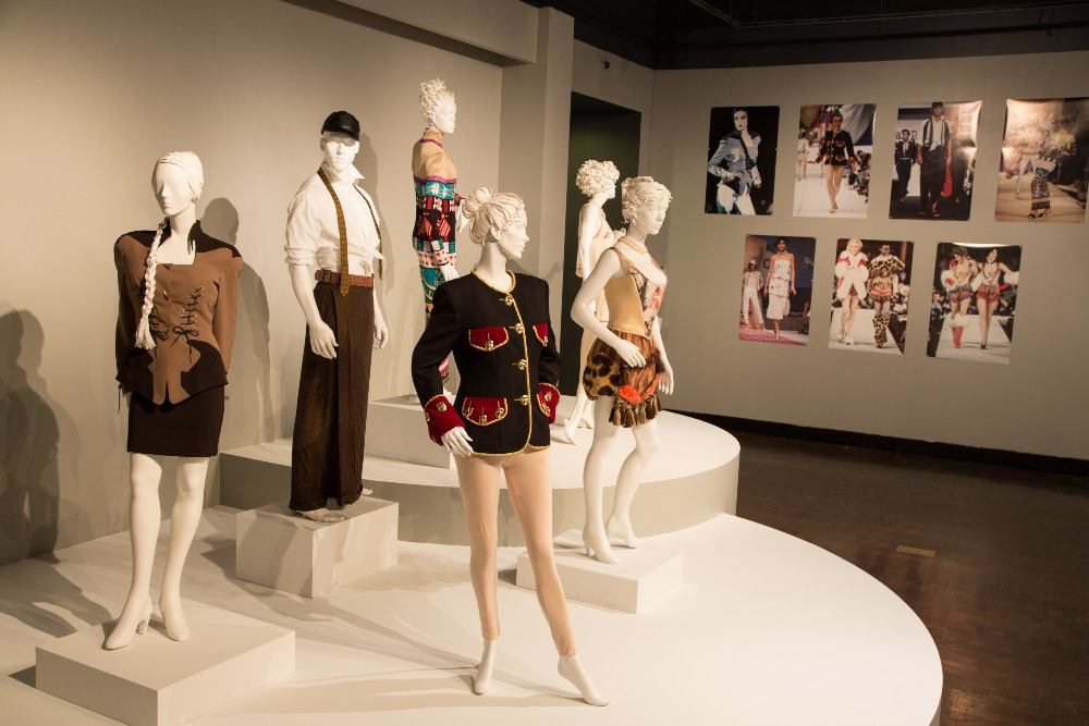 Garments from the FIDM Museum Collection featured with photographs by Michel ArnaudJ052318A 0162A