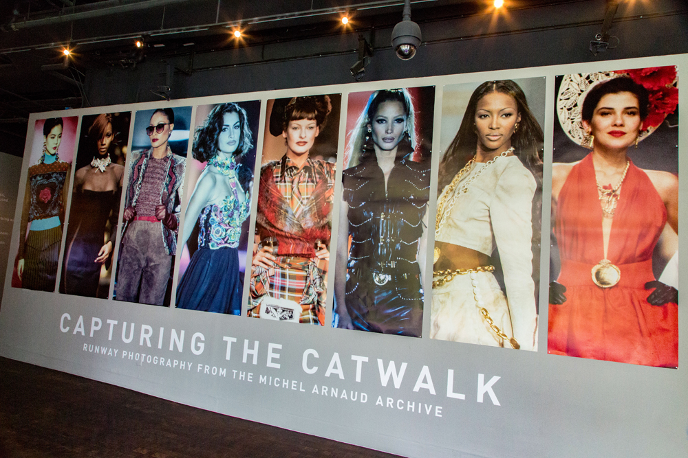 FIDM Museum Presents Capturing the Catwalk