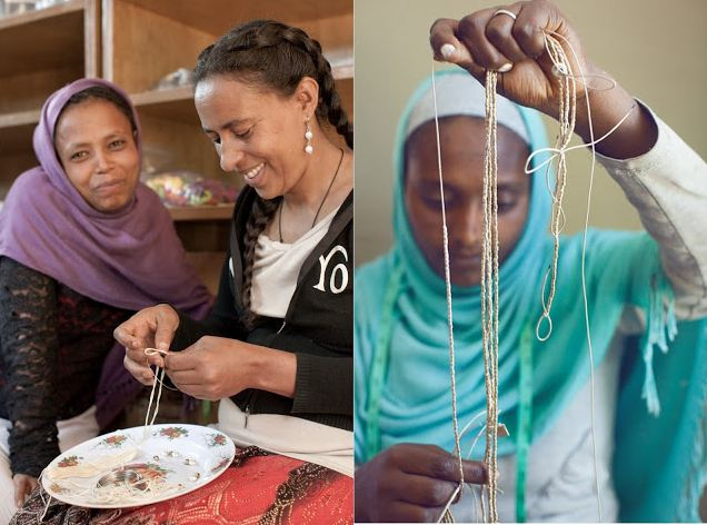 The Women Behind the Jewelery