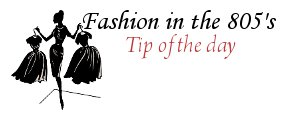 Fashion Tip of the Day: The Little Black Dress