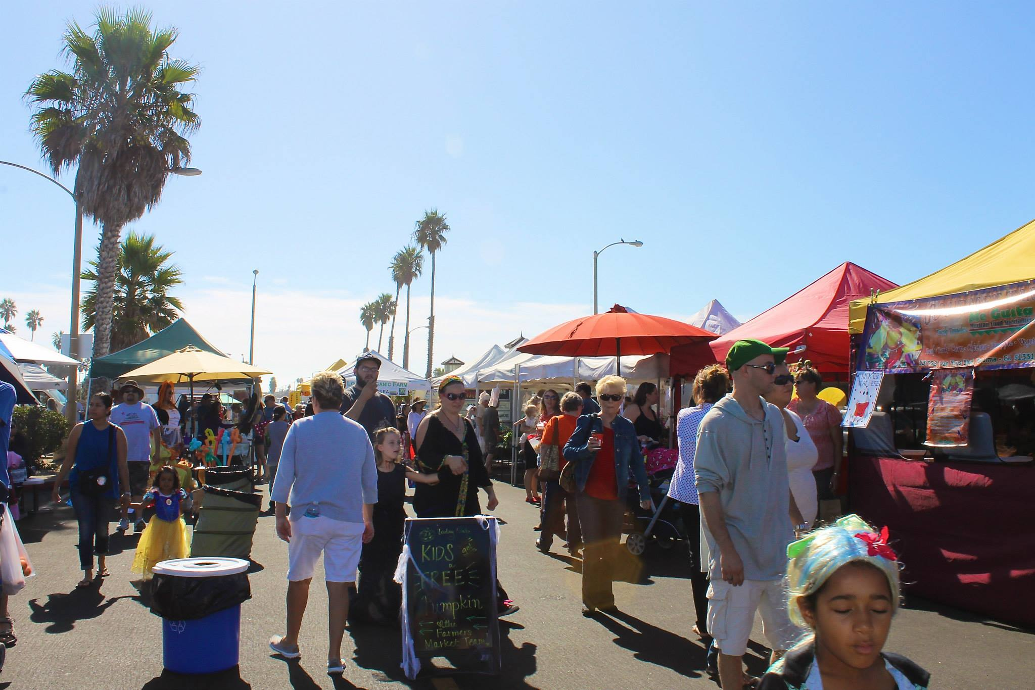 Channel Islands Certified Farmers' Market