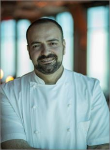 Executive Chef Vartan Abgaryan photo courtesy of Noted Media