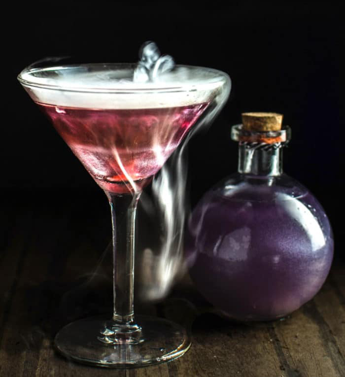 Witchs Heart Cocktail