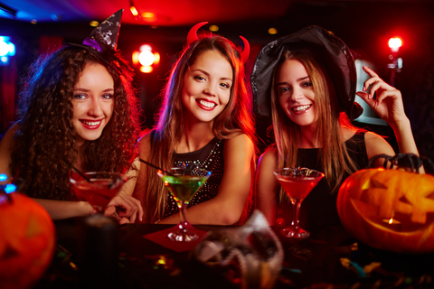 A Mini Halloween Cocktail Guide