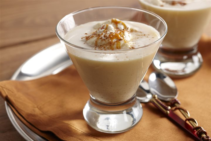 Forget pumpkin mania, it's time for all things eggnog!
