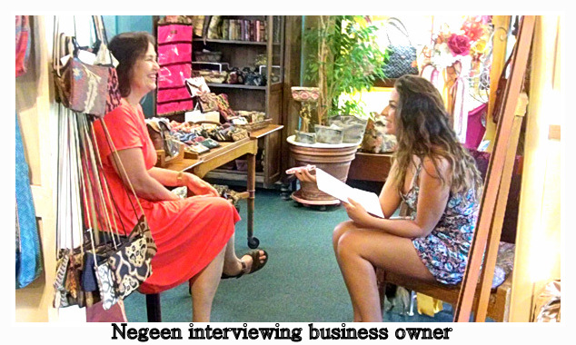 Neegen Interviewing