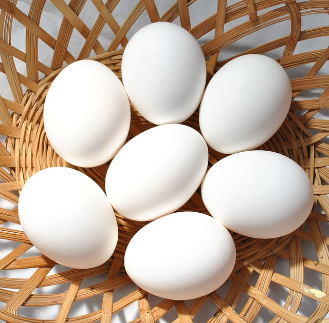 Eggs; My Go-To Protein!