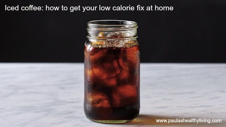 Make Your Iced Coffee At Home!
