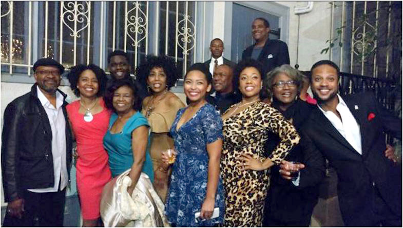 Ensemble Theater Company's Porgy & Bess Opening Night Cast Party