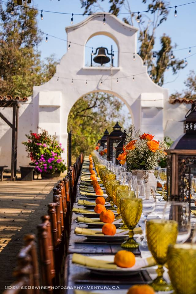 Totally Local VC Dinner At The…Olivas Adobe