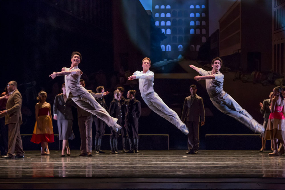 Romeo Juliet Yoshihisa Arai Rory Hohenstein Alberto Velazquez Photo by Cheryl Mann preview