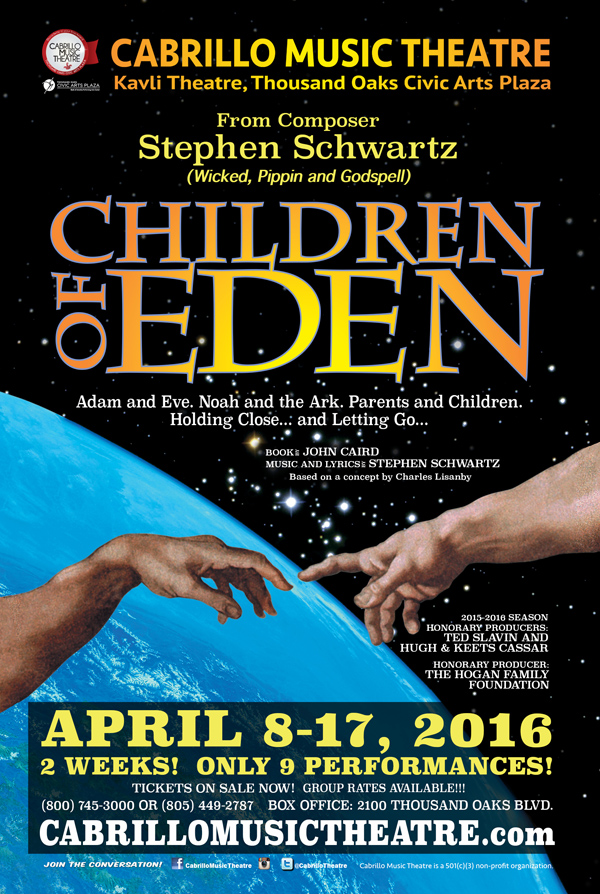 CHILDREN OF EDEN ART