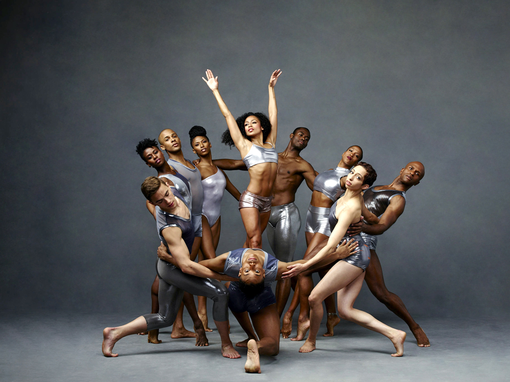 Alvin Ailey American Dance Theater. Photo by Andrew Eccles 07