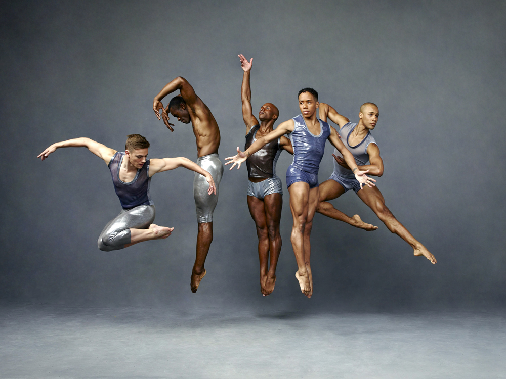 Alvin Ailey American Dance Theater. Photo by Andrew Eccles 13