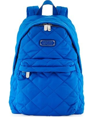 marc by marc jacobs crosby quilted nylon backpack salton sea