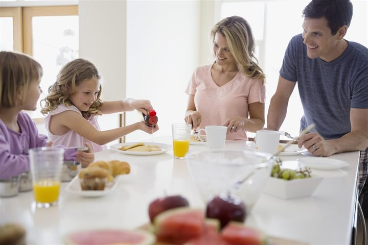 Healthy 5 minute breakfast ideas the whole family will love