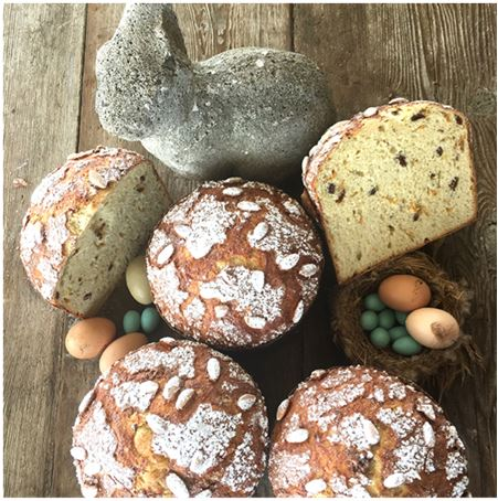Bobs Well Bread Bakery Easter Panettone