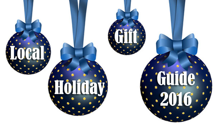 S805 Local Holiday Gift Guide 2016