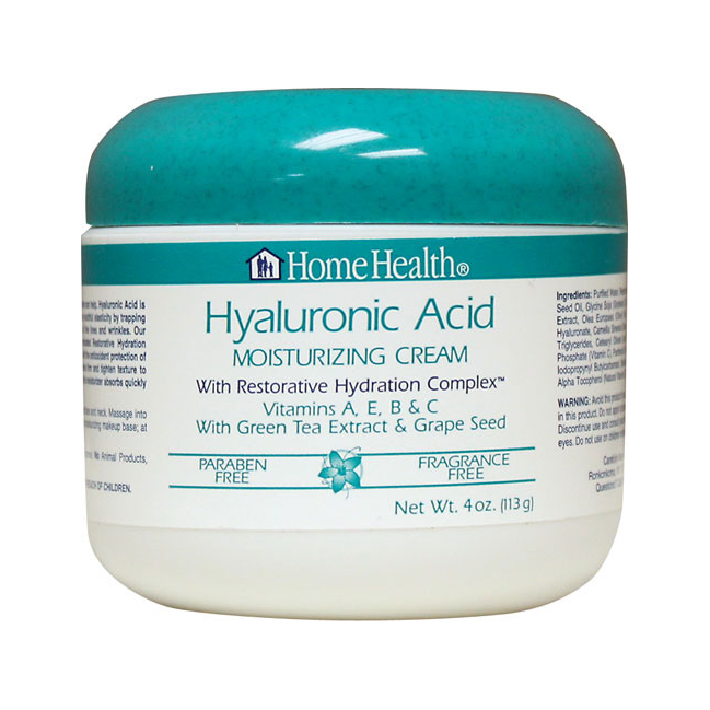 Home Health Hyaluronic Acid Cream