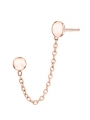 5Stacy Nolan Double Dot Earrings Rose Gold
